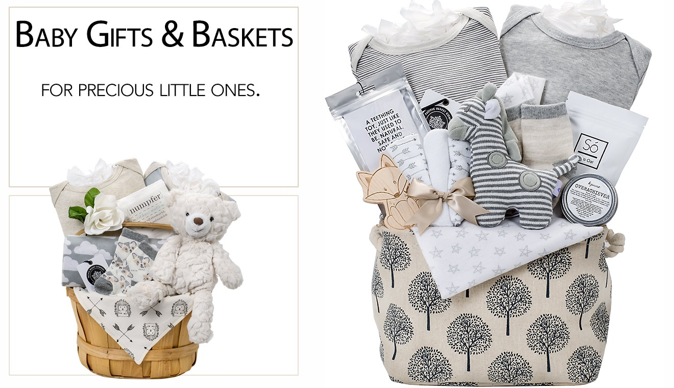 Get Your Share of Gifts with Gift Baskets in Toronto